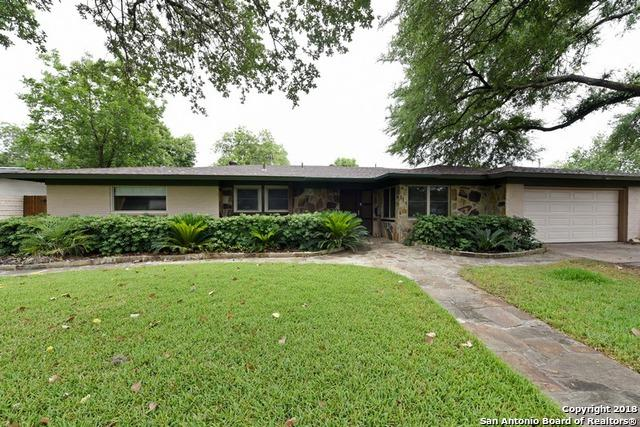 114 Northridge Dr, San Antonio, TX 78209 (MLS #1320116) :: Alexis Weigand Real Estate Group