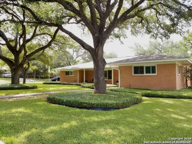 3203 Burnside Dr, San Antonio, TX 78209 (MLS #1322870) :: Exquisite Properties, LLC