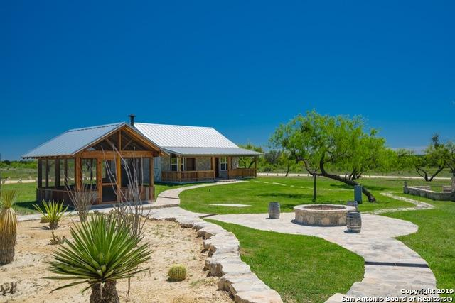 1899 Private Road 3359, Sonora, TX 76950 (MLS #1322878) :: The Mullen Group | RE/MAX Access