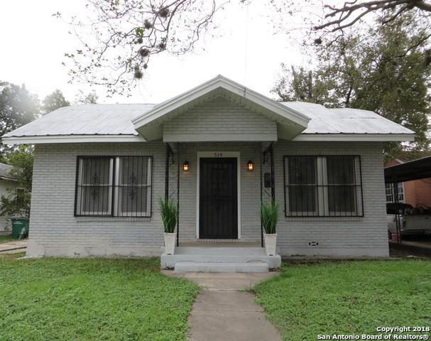 514 Canton, San Antonio, TX 78202 (MLS #1324093) :: Alexis Weigand Real Estate Group