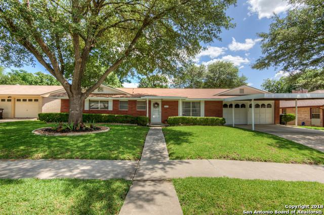 210 Downshire Dr, San Antonio, TX 78216 (MLS #1325487) :: Alexis Weigand Real Estate Group