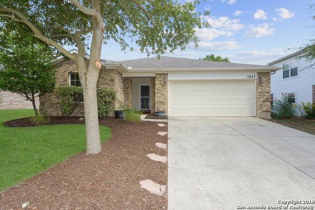 1647 Mountain Brook, Schertz, TX 78154 (MLS #1325719) :: Tami Price Properties Group
