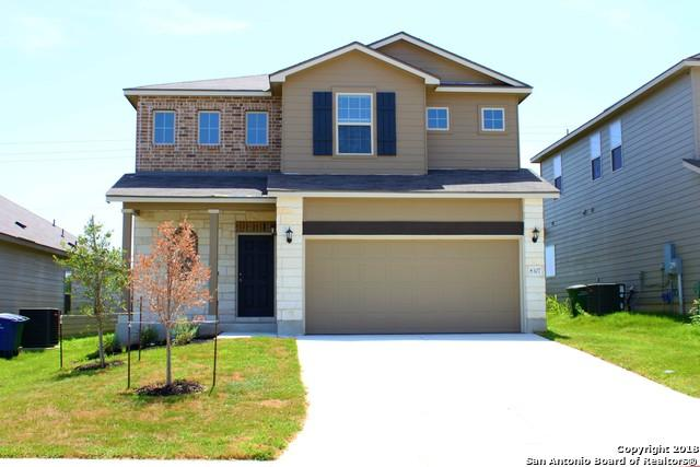 8307 Prickly Oak, San Antonio, TX 78223 (MLS #1325817) :: The Castillo Group