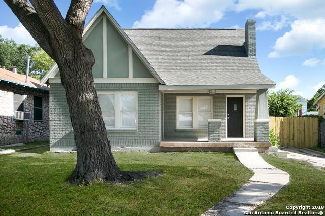 1438 Mckinley Ave, San Antonio, TX 78210 (MLS #1327203) :: NewHomePrograms.com LLC