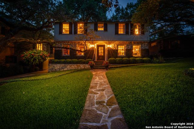 141 Cardinal Ave, Alamo Heights, TX 78209 (MLS #1327457) :: The Castillo Group