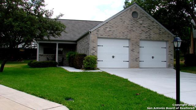 3852 Greenridge, Schertz, TX 78108 (MLS #1327633) :: Alexis Weigand Real Estate Group
