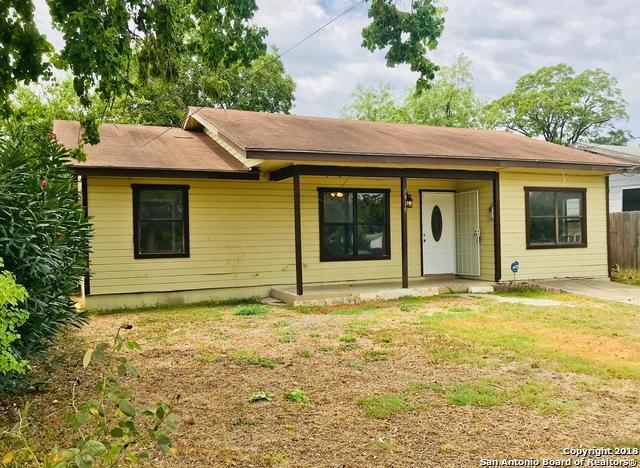 3915 S Pine St, San Antonio, TX 78223 (MLS #1329085) :: Exquisite Properties, LLC