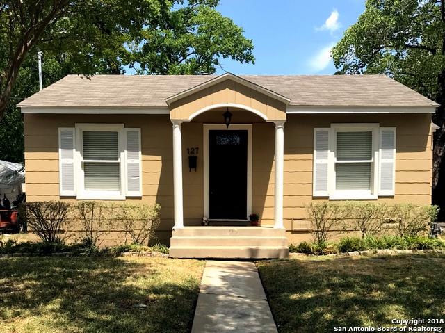 127 New Haven Dr, San Antonio, TX 78209 (MLS #1329547) :: Alexis Weigand Real Estate Group