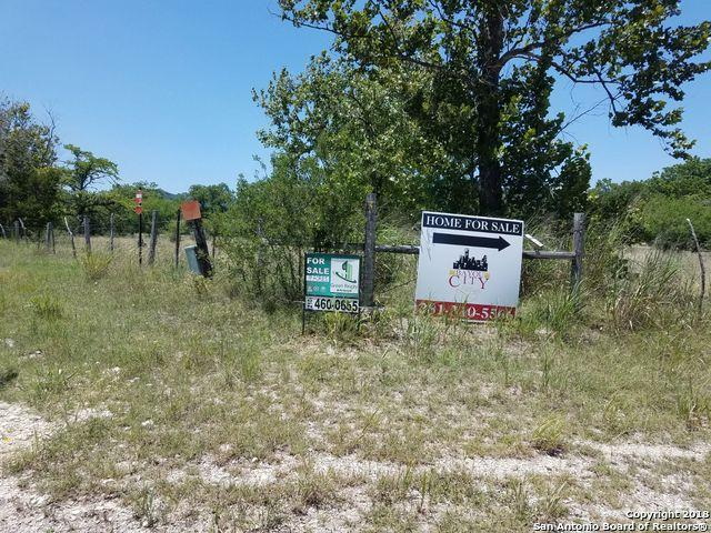 LOT 57 Loma Verde, Bandera, TX 78003 (MLS #1330317) :: Alexis Weigand Real Estate Group