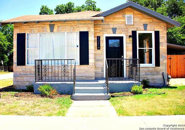 1214 Burleson, San Antonio, TX 78202 (MLS #1331254) :: Exquisite Properties, LLC