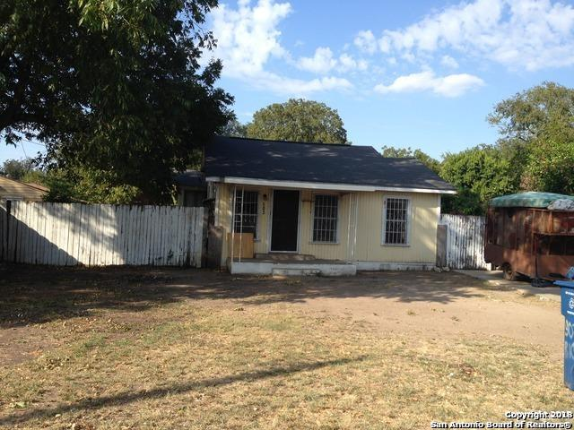 503 Rice Rd, San Antonio, TX 78220 (MLS #1332544) :: Alexis Weigand Real Estate Group
