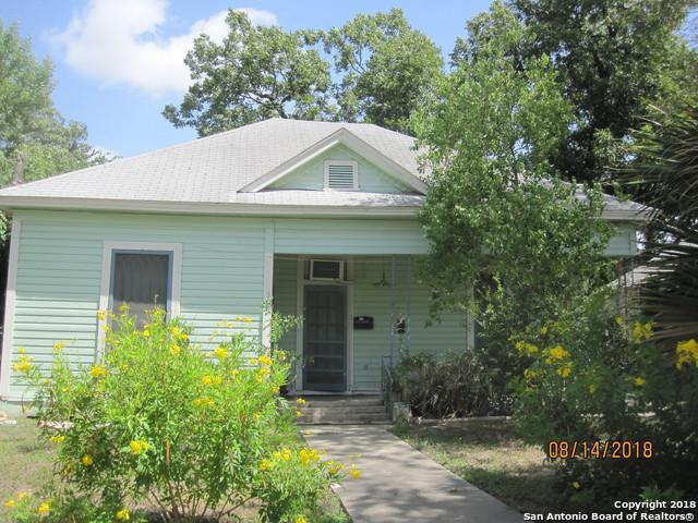 507 E Ashby Pl, San Antonio, TX 78212 (MLS #1332638) :: Exquisite Properties, LLC