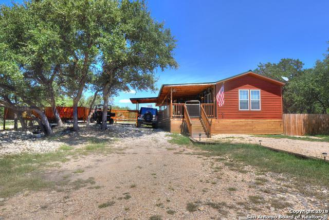 174 Pr 1503, Bandera, TX 78003 (MLS #1333432) :: Ultimate Real Estate Services