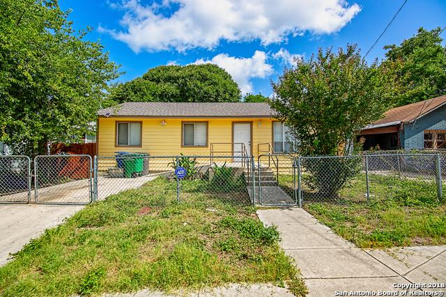 219 Bee St, San Antonio, TX 78208 (MLS #1333814) :: Alexis Weigand Real Estate Group