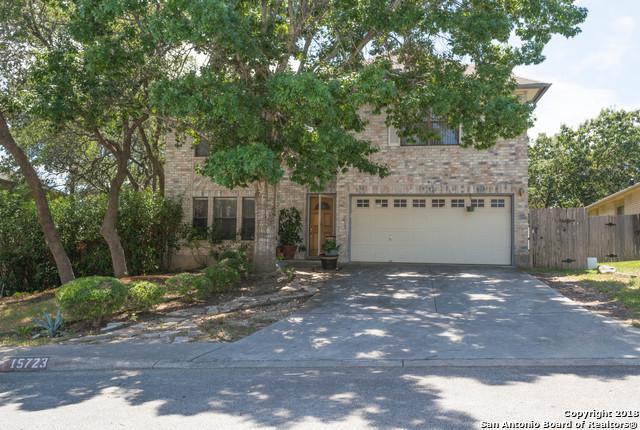 15723 Persimmon Hill Dr, San Antonio, TX 78247 (MLS #1334232) :: Alexis Weigand Real Estate Group