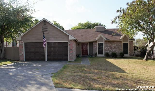 6806 Raintree Forest, San Antonio, TX 78233 (MLS #1334815) :: Alexis Weigand Real Estate Group
