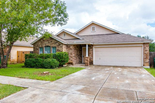 8539 Chickasaw Blf, Converse, TX 78109 (MLS #1335363) :: Alexis Weigand Real Estate Group