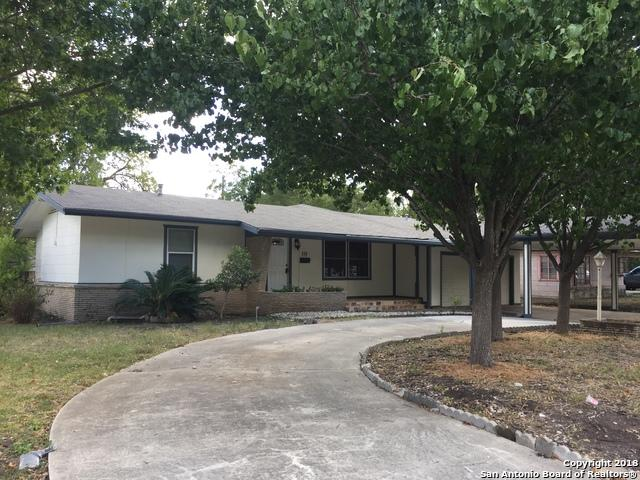 110 Haverhill Dr, San Antonio, TX 78228 (MLS #1335945) :: Alexis Weigand Real Estate Group