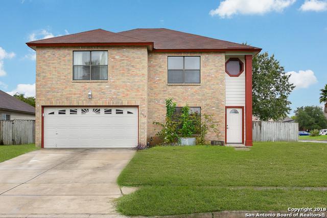 1106 Stone Arch, New Braunfels, TX 78130 (MLS #1336153) :: The Suzanne Kuntz Real Estate Team