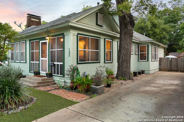 125 Magnolia Dr, San Antonio, TX 78212 (MLS #1336185) :: Alexis Weigand Real Estate Group