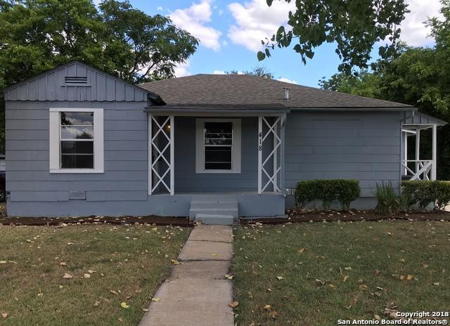 418 S Audubon Dr, San Antonio, TX 78212 (MLS #1336286) :: Tom White Group