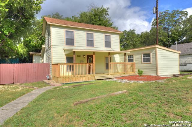 3105 Michigan Ave, San Antonio, TX 78201 (MLS #1336313) :: Alexis Weigand Real Estate Group