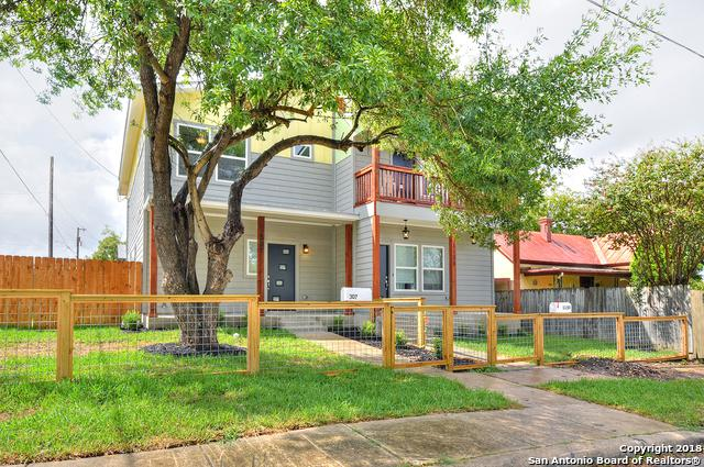 307 S Pine St, San Antonio, TX 78203 (MLS #1336546) :: Alexis Weigand Real Estate Group