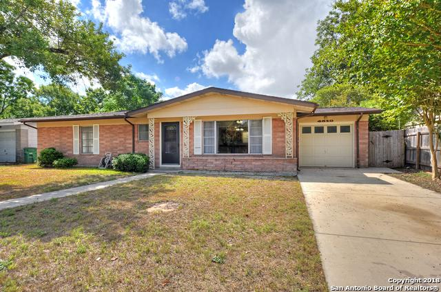 4510 Diamondhead Dr, San Antonio, TX 78218 (MLS #1336625) :: Alexis Weigand Real Estate Group