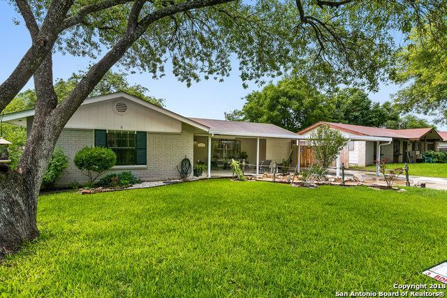 4835 Castle Sword, San Antonio, TX 78218 (MLS #1337381) :: Erin Caraway Group