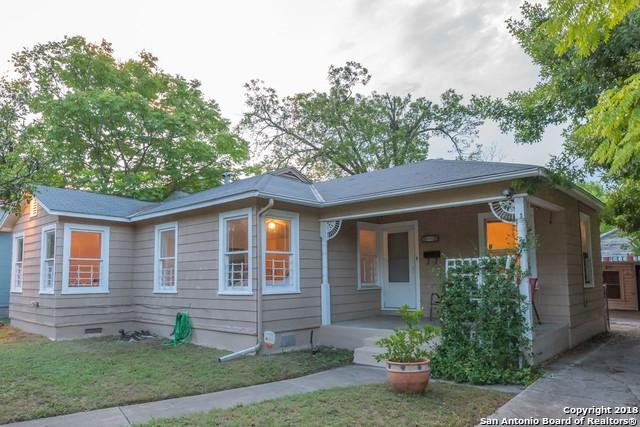 443 Hermine Blvd, San Antonio, TX 78212 (MLS #1337495) :: Alexis Weigand Real Estate Group