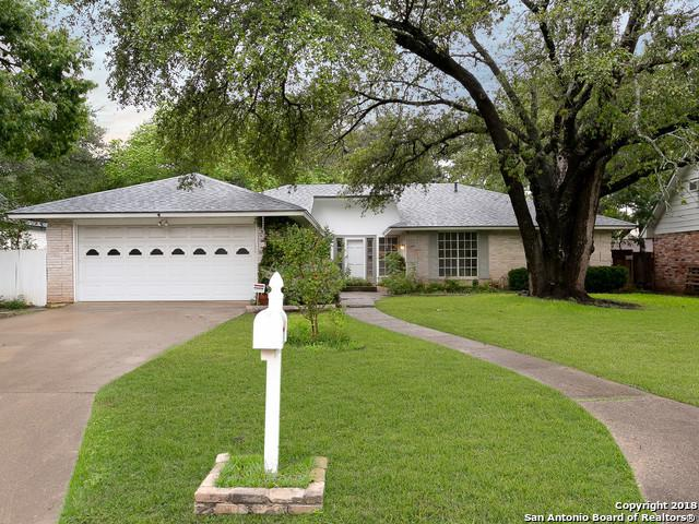3011 Clearfield Dr, San Antonio, TX 78230 (MLS #1337589) :: Alexis Weigand Real Estate Group