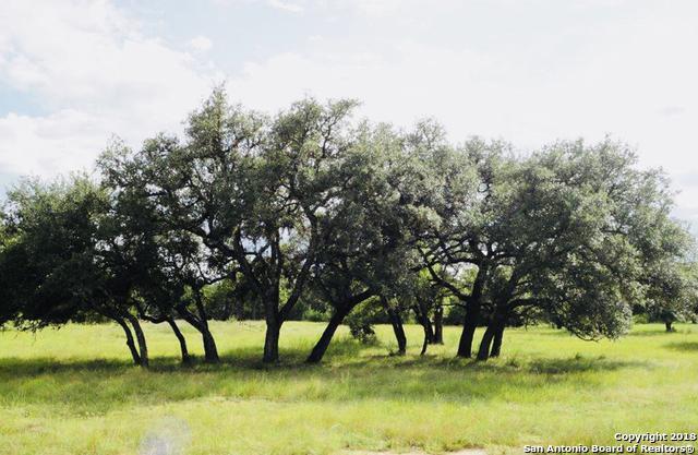 LOT 5G Rio Azule, Pipe Creek, TX 78003 (MLS #1338185) :: Exquisite Properties, LLC