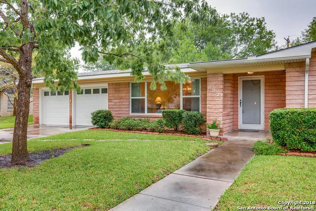 227 Meadowood Ln, San Antonio, TX 78216 (MLS #1338425) :: Alexis Weigand Real Estate Group