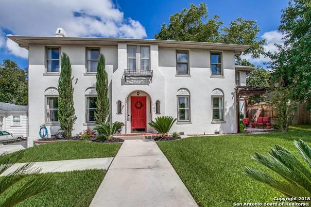 107 Wildrose Ave, Alamo Heights, TX 78209 (MLS #1338979) :: Exquisite Properties, LLC