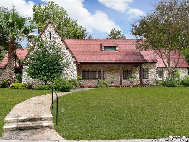217 W Elsmere Pl, San Antonio, TX 78212 (MLS #1339127) :: Alexis Weigand Real Estate Group