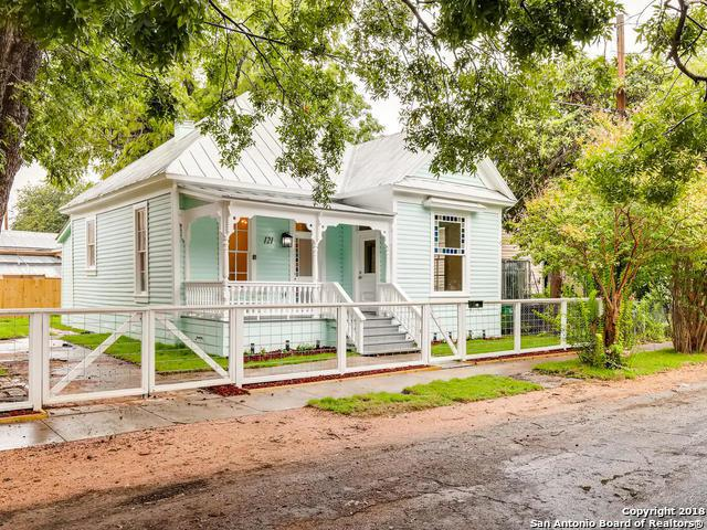 121 San Arturo St, San Antonio, TX 78210 (MLS #1339236) :: Exquisite Properties, LLC