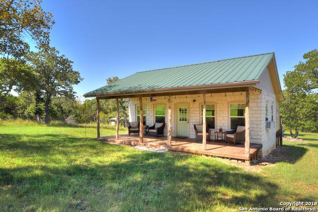 220 Spring Rd, Fredericksburg, TX 78624 (MLS #1339265) :: Alexis Weigand Real Estate Group