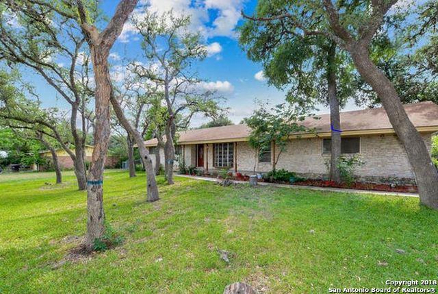 10538 Rocking M Trail, Helotes, TX 78023 (MLS #1339557) :: Exquisite Properties, LLC