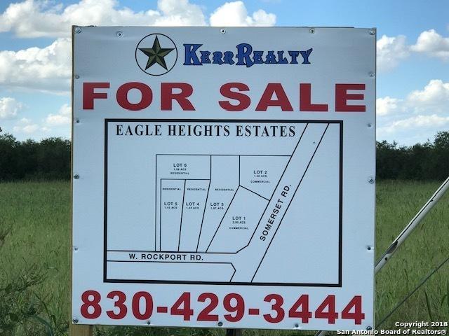 LOT 2 Somerset Rd, Von Ormy, TX 78073 (MLS #1339894) :: Exquisite Properties, LLC