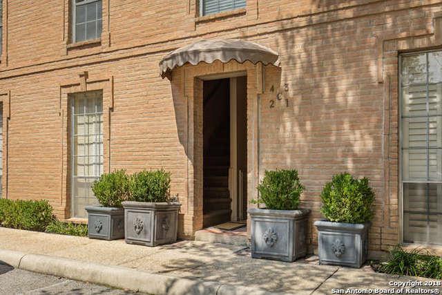 7711 Broadway St C4, San Antonio, TX 78209 (MLS #1340197) :: Exquisite Properties, LLC