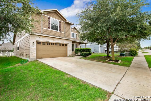 143 Still Brook Ln, Cibolo, TX 78108 (MLS #1340482) :: Exquisite Properties, LLC
