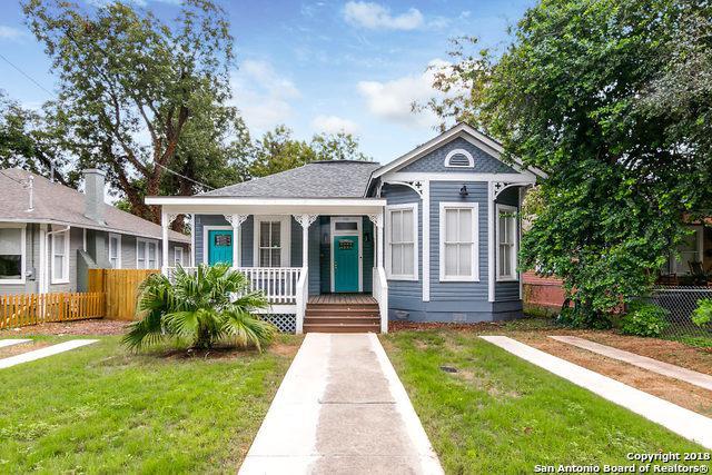 510 E Mistletoe Ave, San Antonio, TX 78212 (MLS #1341242) :: Erin Caraway Group