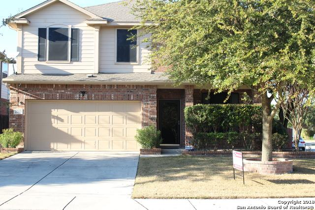 2753 Sterling Way, Schertz, TX 78108 (MLS #1341363) :: Alexis Weigand Real Estate Group