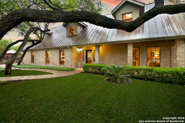 3514 Elm Knoll St, San Antonio, TX 78230 (MLS #1341743) :: Alexis Weigand Real Estate Group