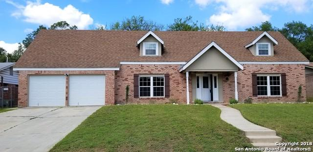 2723 Belvoir Dr, San Antonio, TX 78230 (MLS #1341858) :: Alexis Weigand Real Estate Group
