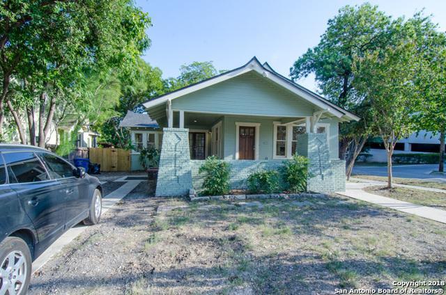 402 E Evergreen St, San Antonio, TX 78212 (MLS #1342180) :: Erin Caraway Group