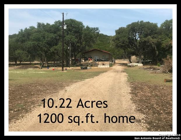 6089 County Road 251, Hondo, TX 78861 (MLS #1342587) :: Magnolia Realty