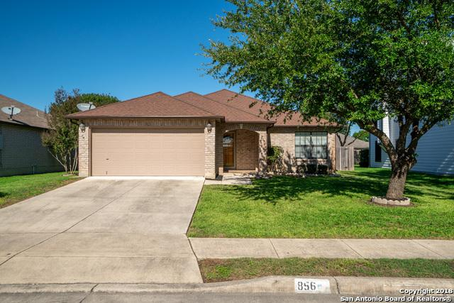 856 Pinehurst Dr, New Braunfels, TX 78130 (MLS #1343340) :: Exquisite Properties, LLC