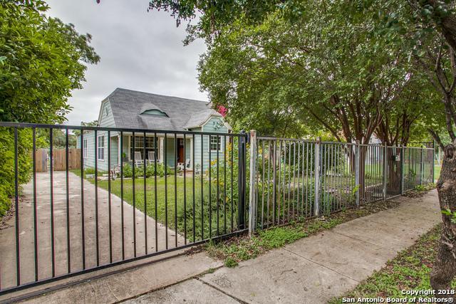 650 E Ashby Pl, San Antonio, TX 78212 (MLS #1344268) :: Tom White Group