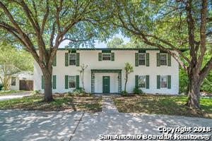437 Rittiman Rd, San Antonio, TX 78209 (MLS #1345553) :: Alexis Weigand Real Estate Group